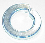1985 Bumper lock washer, Chevrolet or GMC