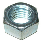 1955 Bumper bolt nut, non-locking
