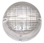 1985 Backup light lens, stepside