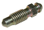 1951 Wheel cylinder bleeder screw, front