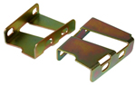 1962 Power brake booster brackets, firewall mount