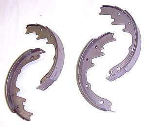 1964 Brake shoes, front or rear