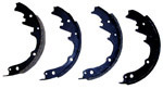 1985 Brake shoes, new