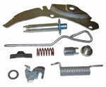 1968 Brake self-adjusting kit, front