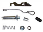 1968 Brake self-adjusting kit, rear