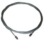 1970 Brake cable - intermediate, 127 inch wheelbase