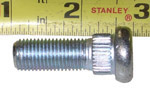 1965 Wheel stud, 1/2 ton