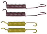 1969 Brake return springs only, rear