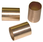 1957 Bushings for pedal shaft, brake and clutch