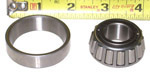 1970 Wheel ball bearing, front
