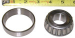 1985 Wheel ball bearing, front