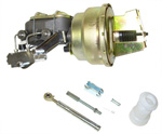 1960 Power brake booster kit, firewall mount
