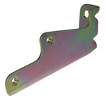 1965 Brake proportioning valve bracket, disc brake conversion