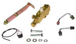 1944 Brake proportioning valve kit, front disc/rear drum brakes