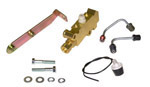 1944 Brake proportioning valve kit, front and rear disc brakes