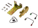 1947 Brake proportioning valve kit, front disc/rear drum brakes