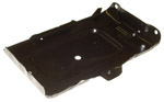 1976 Battery tray only, for standard or auxiliary battery