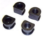 1969 Sway/stabilizer bar bushings, front