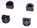 1971 Sway/stabilizer bar bushings, front