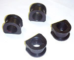 1978 Sway/stabilizer bar bushings, front