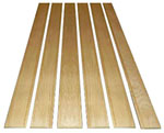 1936 Bed wood, 6 boards
