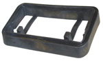 1969 Gasket for cargo light assembly mounting to cab