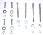 1942 Cab mount bolt kit, Chevrolet or GMC