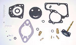 1957 Carburetor repair kit, Carter YF
