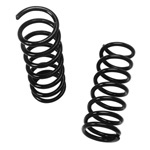 1971 Coil springs, front