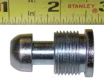 1978 Clutch fork pivot ball, inline 6 and V8 engines