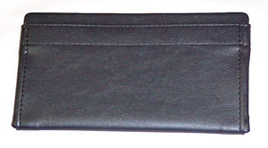 1981 Door panel bag, charcoal (dark gray)