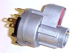 1955 Ignition switch without lock cylinder, V8