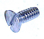 1940 Screw for attaching the window regulator, stainless steel. Requires 4 per regulator.