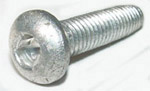 1983 Clutch pan head screw, 10-32 x 3/4 inch