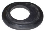 1942 Steering column seal, floor