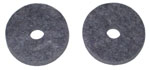 1958 Brake and clutch floor felt seal