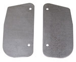 1951 Firewall to fender filler plates, 1-1/2 ton and larger