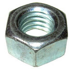 1943 Bumper bolt nut, Chevrolet