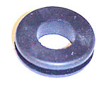 1957 Firewall grommet for throttle or choke cable