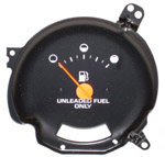 1984 Fuel gauge, without tachometer