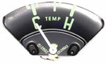 1955 Temperature gauge, 220 degrees