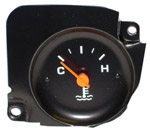 1973 Temperature gauge, new