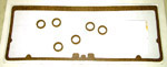1936 Side cover (push rod) gasket set, Chevrolet