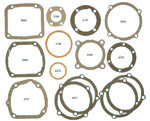 1951 Transmission and U-joint gasket set, Chevrolet