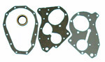 1963 Timing cover gasket set, Chevrolet