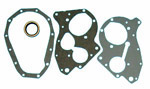 1962 Timing cover gasket set, Chevrolet