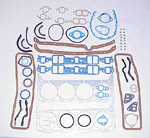 1970 Full engine gasket set, 307 V8 engine