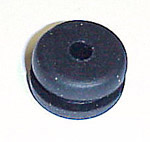 1965 Battery positive cable grommet