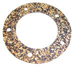 1944 Cork flat gasket for gas tank sending unit