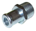 1936 Heater hose connector, 5/8 inch ID heater hose